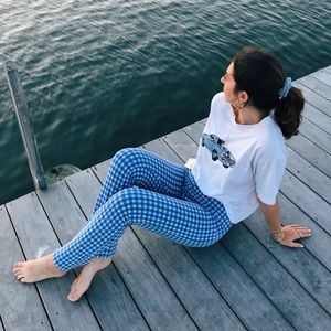 UO Checkered Pants